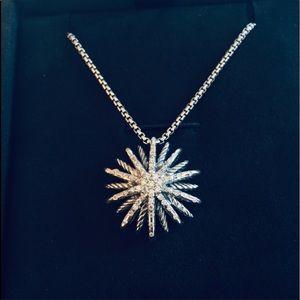 Jewelry - David Yurman STARDUST Collection Pendant W Chain